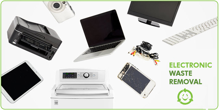 Electronic Waste Removal -33.9121,151.2629